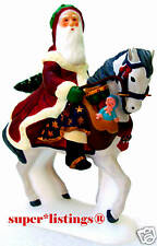 Dept. 56 Here Comes Sinter Klaus Retired New England 56646 Free Shipping