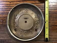 Old Clock Dial And Bezel (W/Glass) K903