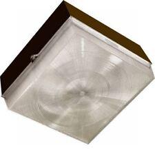 Dabmar Surface Mounted Ceiling Fluorescent Light Fixture 2 x 26W 120-277V Bronze