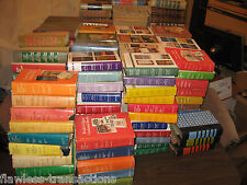 Rare Vintage 50 Year 255-book READER'S DIGEST CONDENSED BOOKS Collection Set lot
