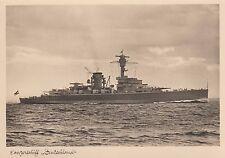 Panzerschiff Deutschland Foto-AK alt Marine Schiffe Ships 1701387