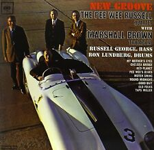 New Groove [vinyle LP] ~ pee wee russell NEUF!