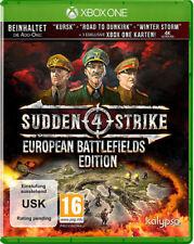 Microsoft XBOX - One XBOne Spiel Sudden Strike 4 European Battlefields Edition