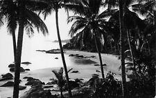 (669) Postcard of  Beach scene, malaysia