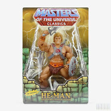 He-Man / 2nd Release - Masters of the Universe Classics - Mattel