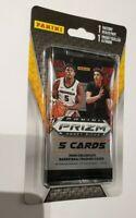 Brand New - Panini Prizm Draft Picks Nba Blister Packs 5 Cards Each Pack