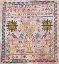 10/% Off Reflets de Soie Counted X-stitch chart Marie Danne 1882