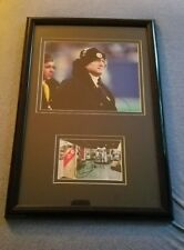 CHUCK NOLL Steelers signed photo framed JSA AUTHENTICATED HOF 93