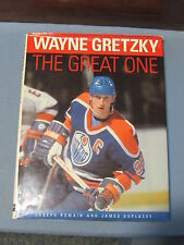 Wayne Gretzky: The Great One Hardcover by Joe Romain & James Duplacey Many Great