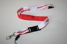 Nissan Schlüsselband / Lanyard / Keyholder NEU!!