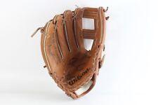 "Wilson LHT 11"" Baseball Glove A2636 JOE CARTER Autographed Model Genuine Leather"