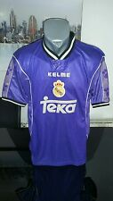 CAMISETA SHIRT VINTAGE KELME REAL MADRID TALLA L