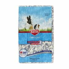 Hamster Guinea Pig Rabbit Kaytee Clean and Cozy Bedding Odor Control 40 L