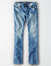American Eagle Men's Original Straight Jeans - Light Vintage Wash - 33x30 NWT