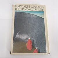 THE HANDMAID'S TALE by Margaret Atwood 1986 HCDJ BCE