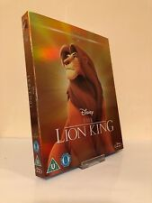 The Lion King Disney Blu-ray - Includes O-Ring/Slipcover - NEW/SEALED