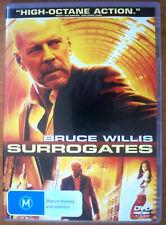 Surrogates - DVD - Bruce Willis, Radha Mitchell, Rosamund Pike, Boris Kodjoe