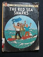 The Red Sea Sharks (The Adventures of Tintin) [Paperback] [Sep 30, 1976] Hergé