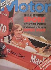 Motor magazine 17/4/1976 featuring Toyota Celica road test