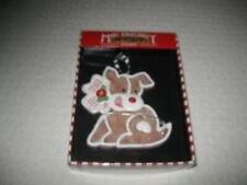 Mary Engelbreit Christmas Collection Ornament Gingerbread Puppy / Kurt S. Adler