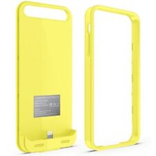 iFans® [Apple Certified] 2400mAh Yellow iPhone 5/5S/SE/5C Battery Charger Case