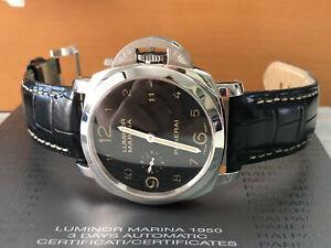 PANERAI  - LUMINOR 1950 MARINA 3 DAYS  AUTOMATIC  PAM00359 - FULL SET !!
