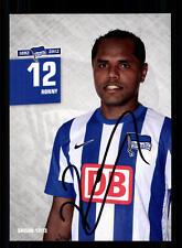 Ronny Autogrammkarte Hertha BSC Berlin 2012-13 Original + A 130650