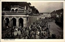Karlsbad Karlovy Vary Tschechien Česká Böhmen 1939 Mühlbrunn Verlag Brück & Sohn