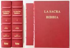 Martini La Sacra Bibbia 230 ill. Gustavo Dorè Ernesto Treccani Trec n. 153/1990