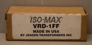 Jensen ISO-MAX VRD-1FF ++ NEW ++