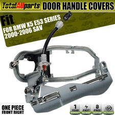Outside Door Handle Carrier for BMW X5 E53 2000-2006 Front Right Driver Side