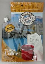 Nature's Coffee Kettle Hot Apple Cider - 4-Cup On-The-Go Shake & Pour Bag