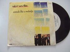 "Alphaville – Sounds Like A Melody - Disco Vinile 45 Giri 7"" Stampa ITALIA 1984"