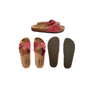 Lee Cooper sandale femme confort rose pink