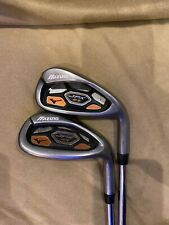 New listing Mizuno JPX EZ iron set 4-GW Stiff (Very Good Condition) True Temper XP105