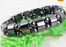 Mode, bracelet magnétique thérapie physique,noir ,flexible