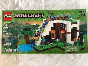 Lego Minecraft 30394 Esqueleto Defesa-Equador-Lacrado