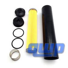 "Billet Aluminum Low Profile 4003/24003 Fuel Filter 5/8"" -24"" Heavy Duty New"