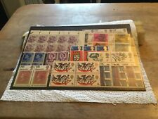 Great Britain Mixed Stamps Blocks