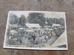 Early Postcard - Lawn Buffet, Wimbledon Tennis, Merton London