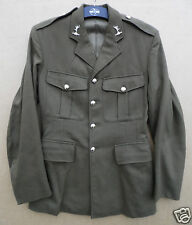 GENUINE BRITISH ARMY (1962 PATT) NO2 DRESS JACKET -DATED 1964 -ROYAL SIGNALS