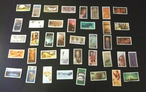 Unexplained Mysteries of the World 1987 Brooke Bond Tea Cards - Choice of Cards