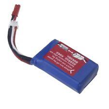 Wltoys A949 A959 A969 A979 K929 1/18 Rc Car LiPo Battery 7.4V 1100mah JST Plug