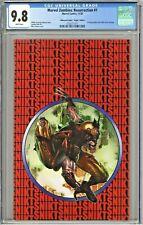 Marvel Zombies Resurrection #1 CGC 9.8 Unknown Comics Virgin Edition Mico Suayan