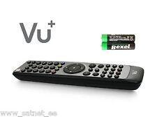 Genuine Vu+ Remote Control Zero Uno Duo Solo 2 SE 4K Duo Ultimo Duo2 + Batteries