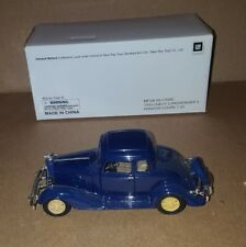 NATIONAL MOTOR MUSEUM MINT 1933 Chevrolet Eagle Two Passenger 5 Window Coup 1:32
