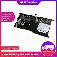 Genuine OEM Battery For Lenovo ThinkPad X1 Carbon Gen 3(3rd)2015 00HW002 00HW003