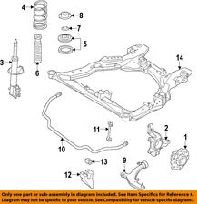 NISSAN OEM 11-15 Quest Stabilizer Sway Bar-Front-Link 546181AA0E