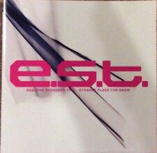 "E.S.T. ESBJORN SVENSSON TRIO ""STRANGE PLACE FOR SNOW"" VGC '02 CD FREE POSTAGE"