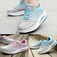 Women Outdoor Sneakers Athletic Sport Shoes Casual Running Trainers Breathable